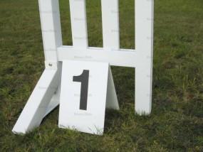 Parcours Nummern